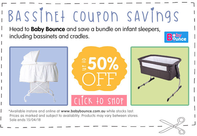 Baby Bounce Bassinet Coupon