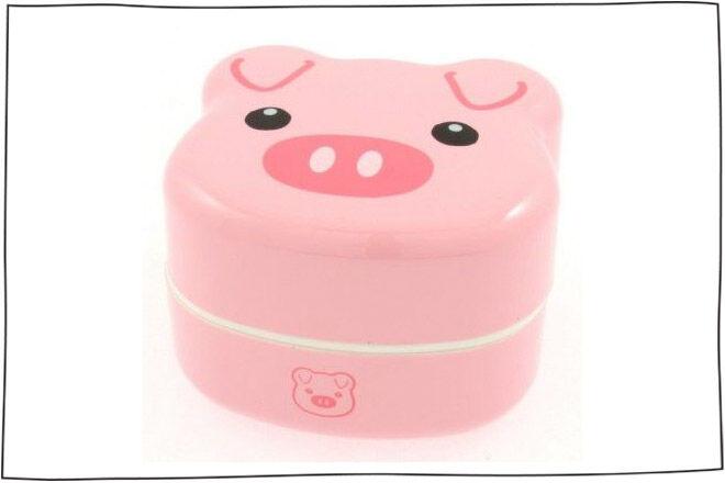 Piggy lunchbox