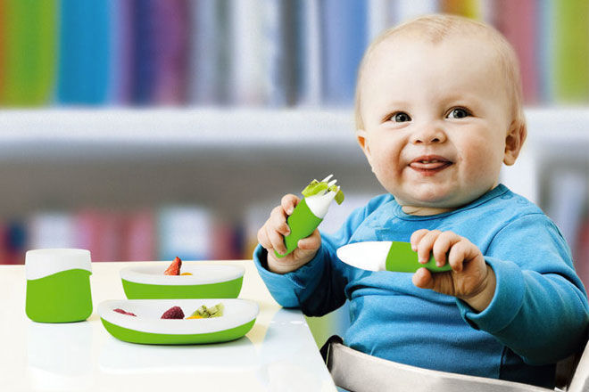 Red Chilli Designs Toddler Täble cutlery