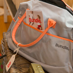 Curated maternity bags from Bundle (from $99)