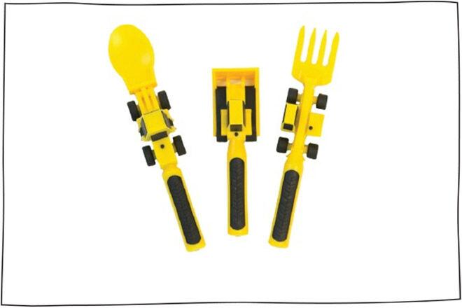 construction cutlery