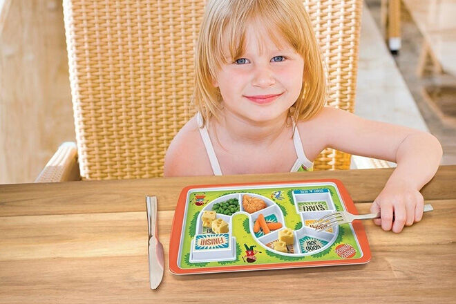 Dinner winner - kids plate
