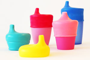 SipSnap sippy cup lid