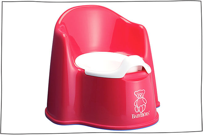 The babybj 214 rn potty chair 54 95 features a high backrest and