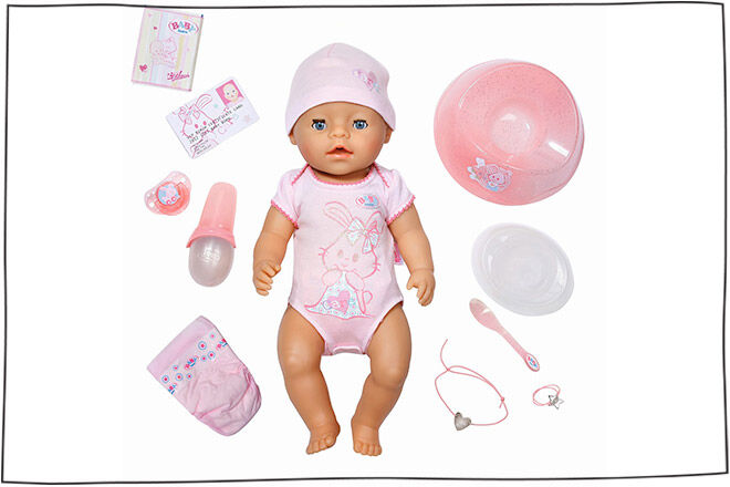 Babyborn Interactive