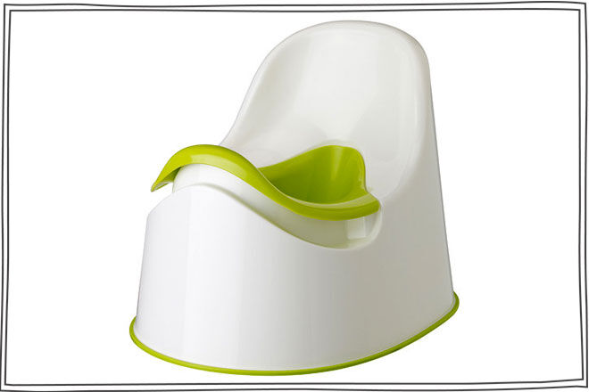 IKEA LOCKIG Children's potty