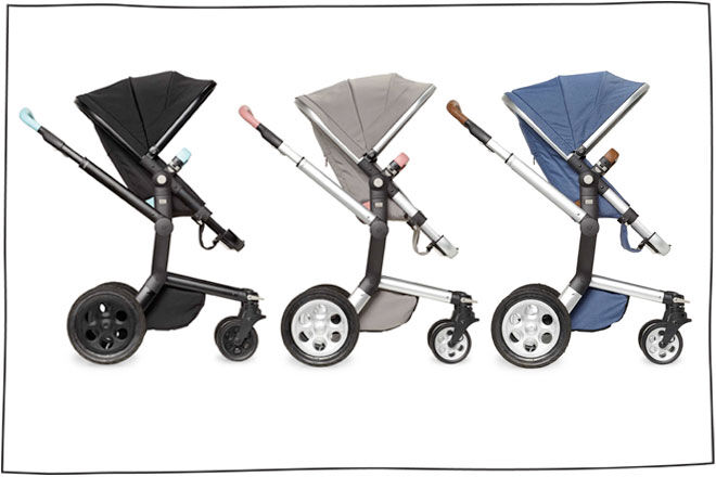 Nieuw Create your own pram with Joolz Day Tailor DD-81