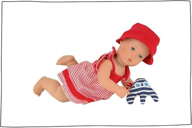 Kathe Kruse Doll Baby Lotte