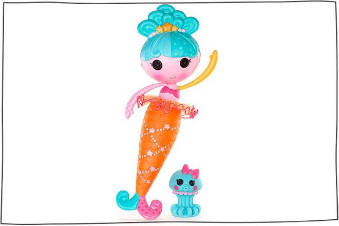 Lala Oopsies Mermaid Doll