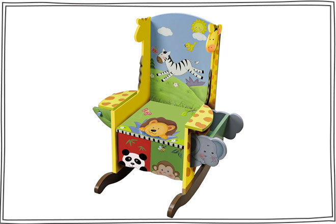 Sunny Safari Potty Chair