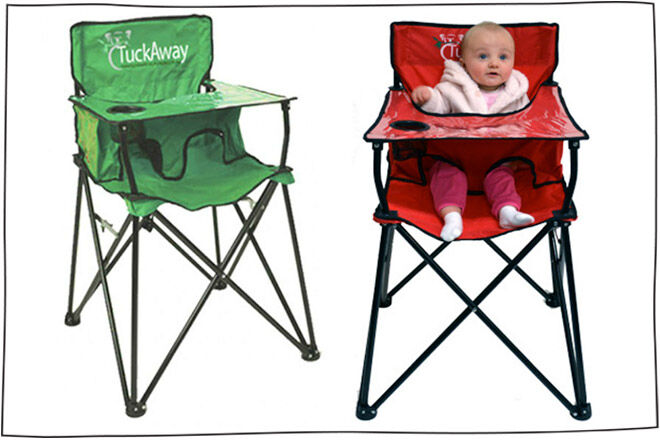 Bring A Portable High Chair