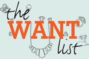The Want List