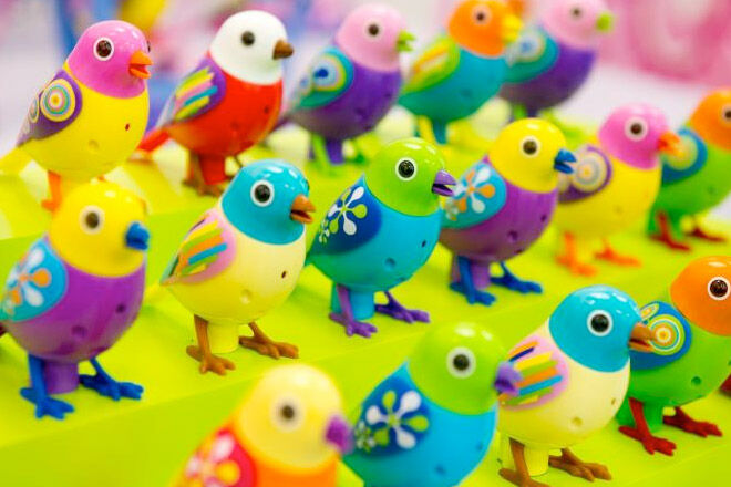 Digibirds toy craze