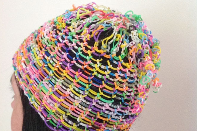 Loom Band Dress Sold For Thousands On Ebay
