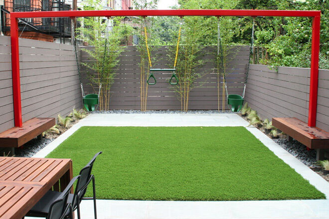 kid friendly garden ideas