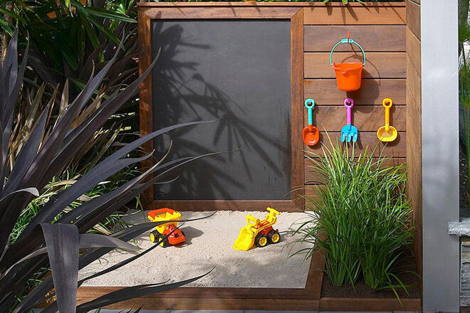 Diy Outdoor Play Area For Kids Toddlers