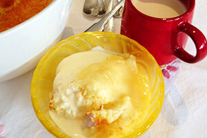 Lemon Delicious Pudding Recipe