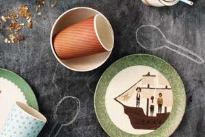 Love Mae Bamboo Dinnerware