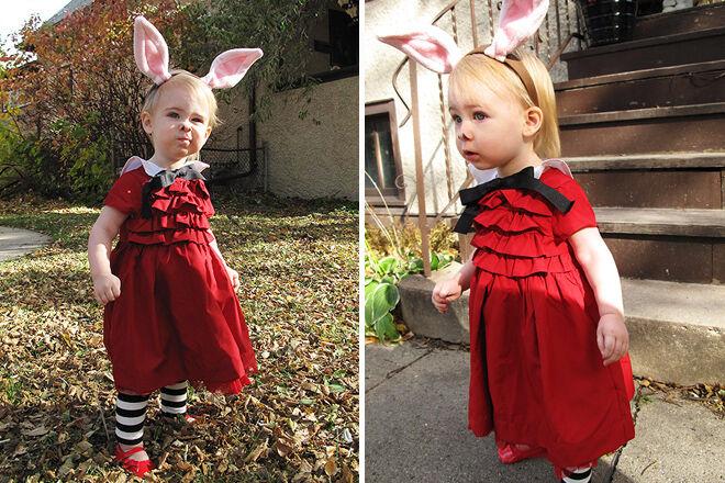 Olivia costume
