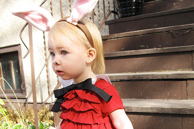 Olivia costume by Nicole Balch