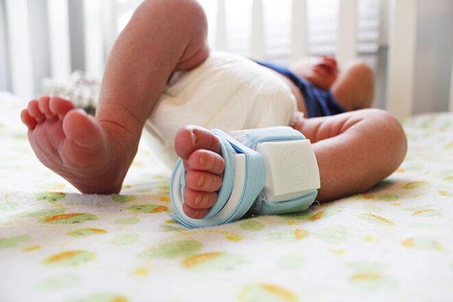 Owlet Baby Monitor Wireless Smart Sock
