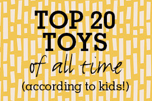 Top 20 Toys