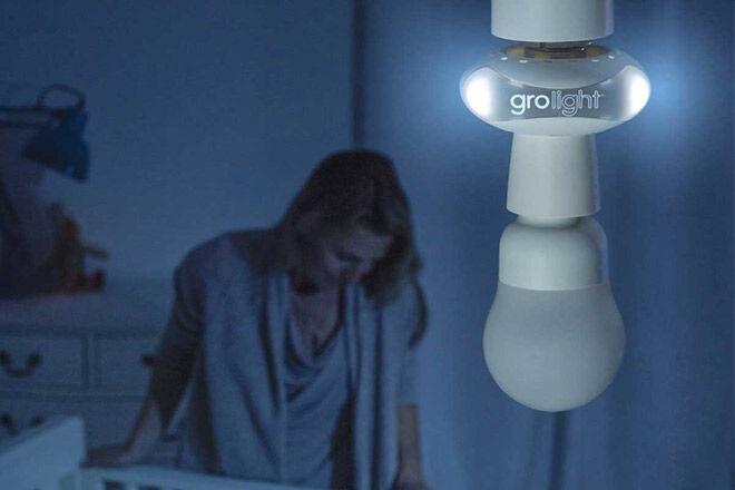 New Baby Sleep Solutions Gro Hush And Gro Light