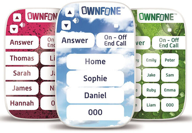 OwnFone mobile phone for kids