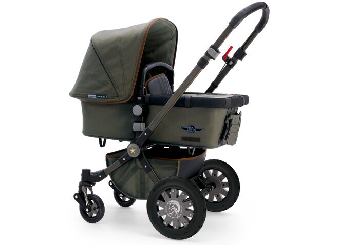 New Bugaboo Diesel Collaboration Cameleon 179 By Diesel