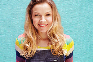 Justine Clarke interview