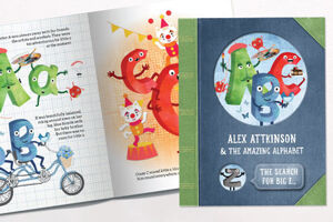 Tinyme Personalised Books