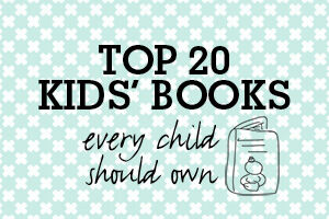 Top 20 Kids Books