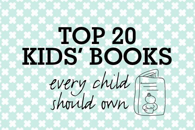 Top 20 Books Header