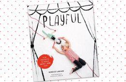 Book Review: Playful by Merrilee Liddiard