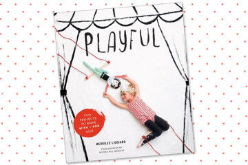 Book Review: Playful by Merrilee Liddiard