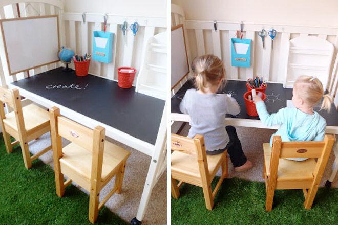 Superbe Kids Craft Storage Ideas