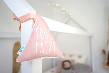 Cute tooth fairy pillows for lost teeth