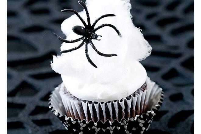 Spider-Cupcakes