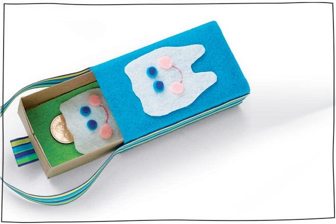 DIY Tooth Fairy Box