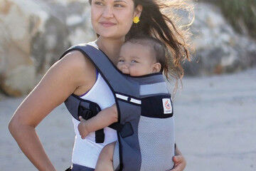WIN an Ergobaby Performance Ventus baby carrier