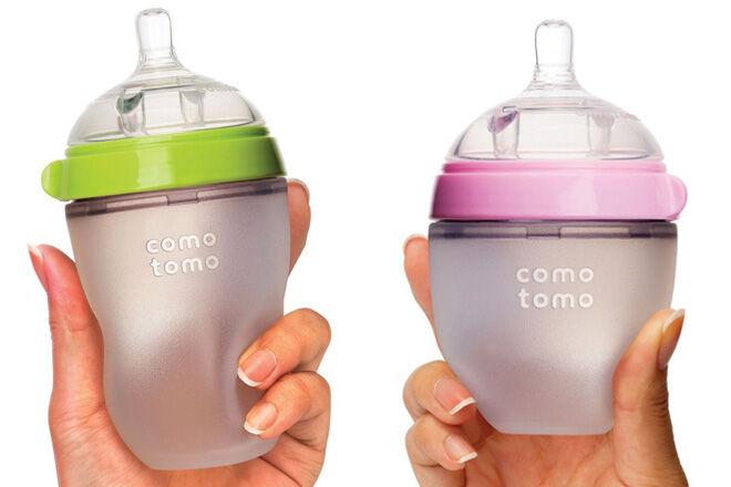 Comotomo bottle