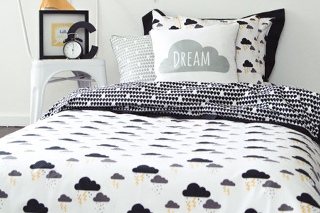 12 Magical Monochrome Pieces To Decorate Kids Rooms Mum