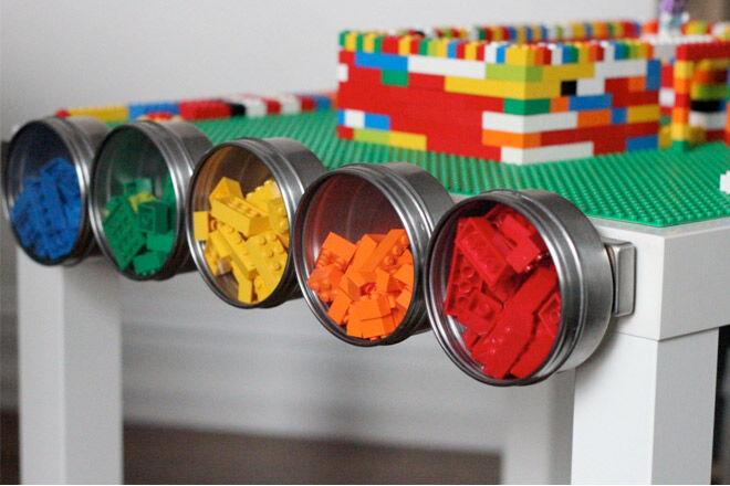 Organising the blocks: 15 cool ways to store LEGO | Mum's Grapevine