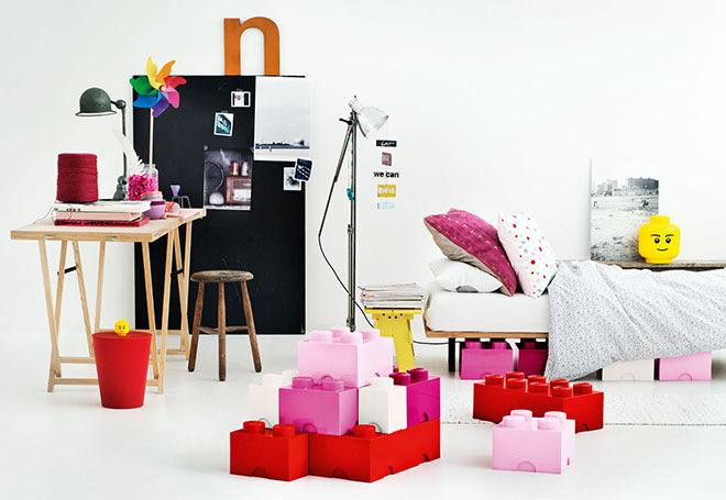 15 nifty tips to organise LEGO storage