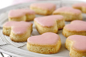 Pink Citrus Cookies Recipe