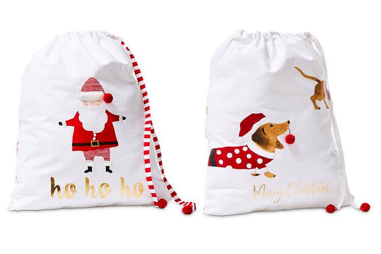 Adairs Santa Sacks