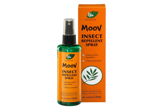 Moov Natural Insect repellent