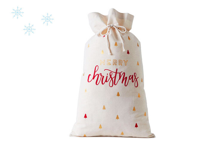 Morgan & Finch Merry Christmas Santa Sack