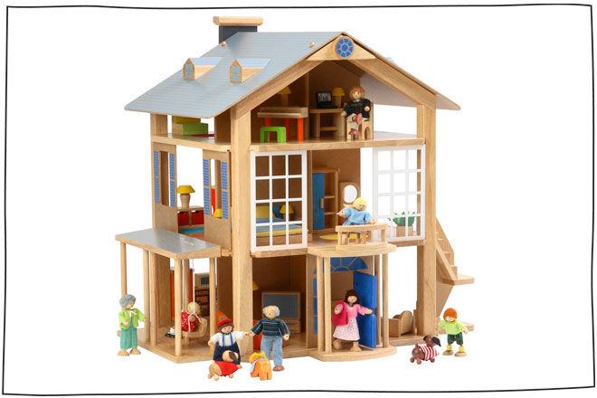 Viola Doll House