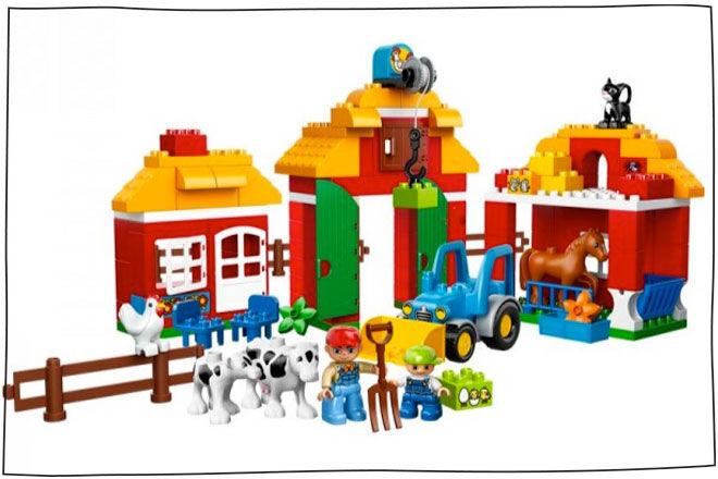 Duplo Farm Set